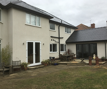 Double Storey Extension Liverpool